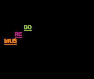 Logotype Doremus VA Couleurs